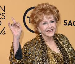 Debbie Reynolds by Actress Debbie Reynolds Hospitalized Day After Daughter Carrie