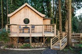 the birdhouse treehouse a tiny woodland cottage small house bliss