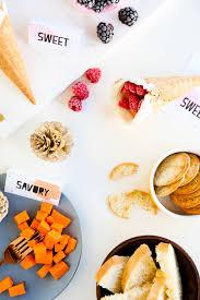 properprintables printable thanksgiving place cards food labels