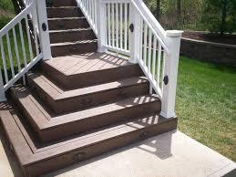 deck stair design ideas best home design ideas stylesyllabus us