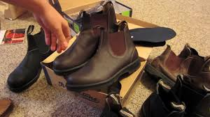 buy a pair of blundstone dress v cut boots in s or s blundstones free replacements for my favorites great