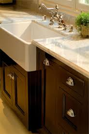 country french kitchen white farmhouse kitchen sink built in