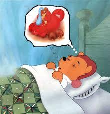 heffalumps winnie pooh bear based characters