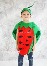 mac halloween costume aliexpress com buy halloween party red watermelon fruit one