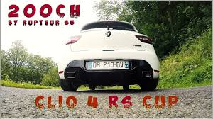 small renault clio rs cup on 2017 the small racing car sport renault youtube
