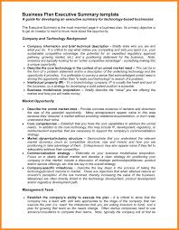 Sample Cover Letter Financial Analyst Apa Executive Summary Template Virtren Com