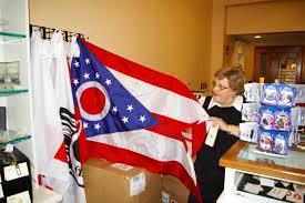 Ohios State Flag One Tank Trip Ohio State House Neil Zurcher U0027s One Tank Trips