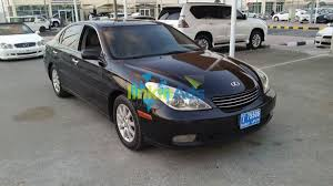 lexus es 2003 2003 lexus es350 used cars sharjah classified ads job