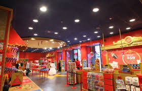 Hamleys Floor Plan Hamleys Colour Scheme Dark Ceiling And Floor Colourful Walls