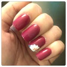 fall nails essie miss moneybags burgundy nails accent nail fall