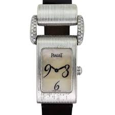 piaget watches prices piaget miss protocol 18k white gold diamond