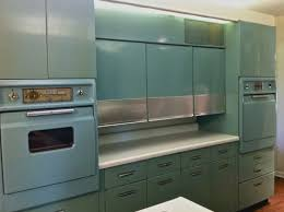 vintage metal kitchen cabinets 10 stunning and unique metal kitchen cabinets housely