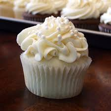 white wedding cake cupcakes recipe