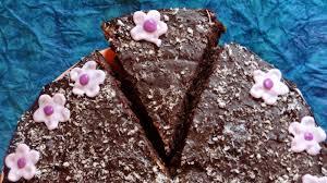 german chocolate cake with coconut pecan cajeta frosting a
