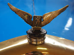 brass winged ornament free image peakpx