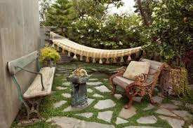 Backyard Space Ideas An Amazing Mix Of Styles In A Charming Backyard Decorating