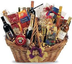 basket gifts gift baskets punch wine