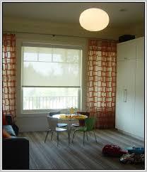 wrap around curtain rod home design ideas