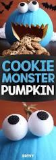 Oscar The Grouch Pumpkin Decorating by Best 25 Cookie Monster Pumpkin Ideas On Pinterest Spooky
