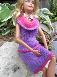 barbie doll clothes knitting knitting cool