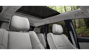 jeep grand cherokee interior seating 2017 jeep grand cherokee