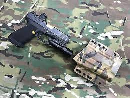 surefire light for glock 23 multicam kydex light holster glock 19 23 32 surefire x300 ultra