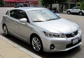 lexus ct 200h 2012 lexus ct 200h information and photos momentcar