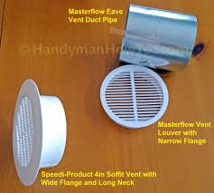 Vent Bathroom Fan To Soffit Roof Bathroom Exhaust Fans Awesome Roof Soffit Vents Tags