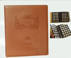high quality photo albums high quality brand leather coin albums collection book