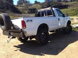 f350 4x4 regular cab 7 3l zf6 speed manual powerstroke mbrp turbo