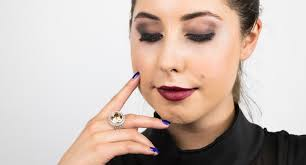 15 minute halloween eye makeup u002720s flapper