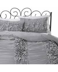 Twin Comforter Sale Holiday Savings On Xhilaration Textured Comforter Set Gray Twin