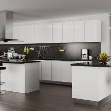 kitchen cabinets white gloss source oppein design modern white high gloss kitchen cabinet