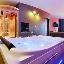 chambre balneo le perceval spa nuit d amour
