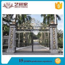 modern stainless steel gates design sliding main gate design iron