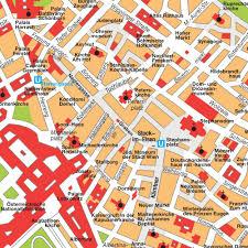 map of vienna map vienna wien austria city center central downtown maps