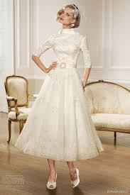 ronald joyce 2013 wedding dresses ronald joyce tea length