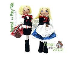 Hansel Gretel Halloween Costume Gretel Doll Etsy