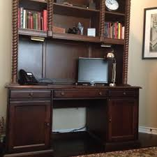 Broyhill Computer Desk Find More Broyhill Charleston Square Desk Excellent Condition For