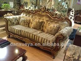 Victorian Sofa Set by Gorgeous Formal Living Room Set Sofa Loveseat Carved Wood Silk