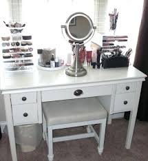 vanity and bench set with lights makeup vanity stool nf77 info