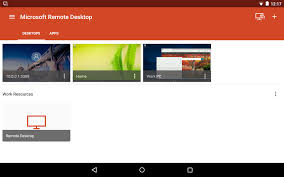 microsoft remote desktop u2013 android apps on google play