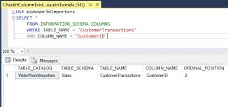 T Sql Drop Table If Exists Check If Column Exists In Table Of Sql Server My Tec Bits