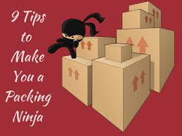 9 tips to make you a packing ninja apartminty