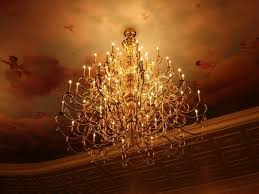 Ballroom Chandelier Chandelier In The Grand Ballroom Picture Of Be Our Guest