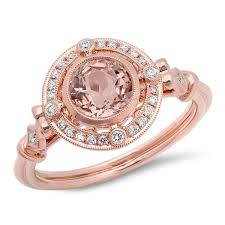 wedding rings las vegas jck las vegas 2017 trend no 3 pink engagement rings jck