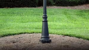 outdoor light pole mount poles for outdoor lighting outdoor designs