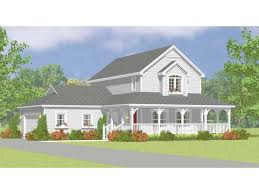 two story farmhouse easy to build two story hwbdo03809 farmhouse home plans from