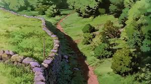 the landscapes of studio ghibli movies album on imgur