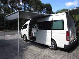 Fiamma Awnings For Motorhomes Camper Ventilation The Campervan Converts